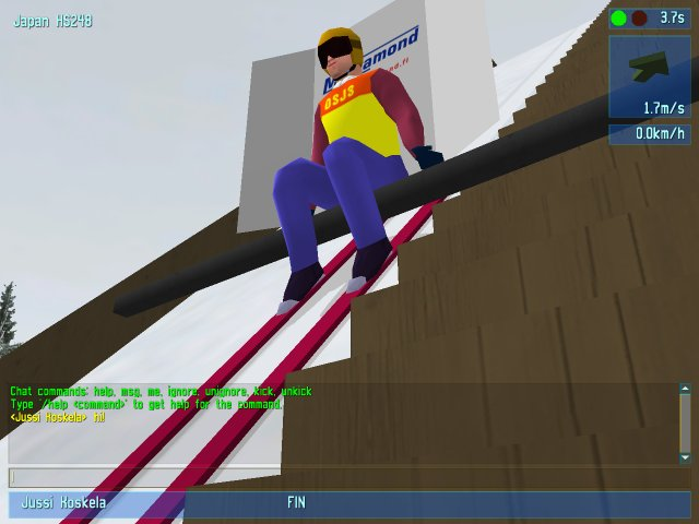 Click to view Deluxe Ski Jump 3 1.7.0 screenshot