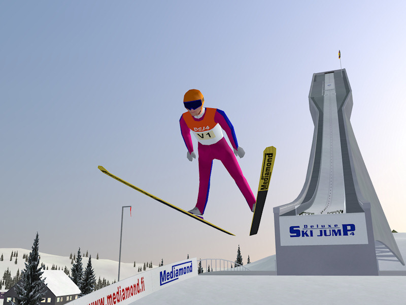 Deluxe Ski Jump 4 1.4.2